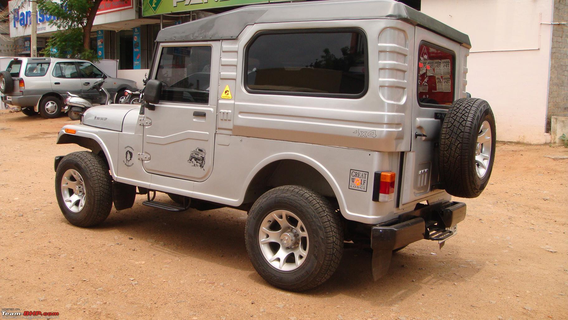 Mahindra MM 1990 - 2000 Pickup #4