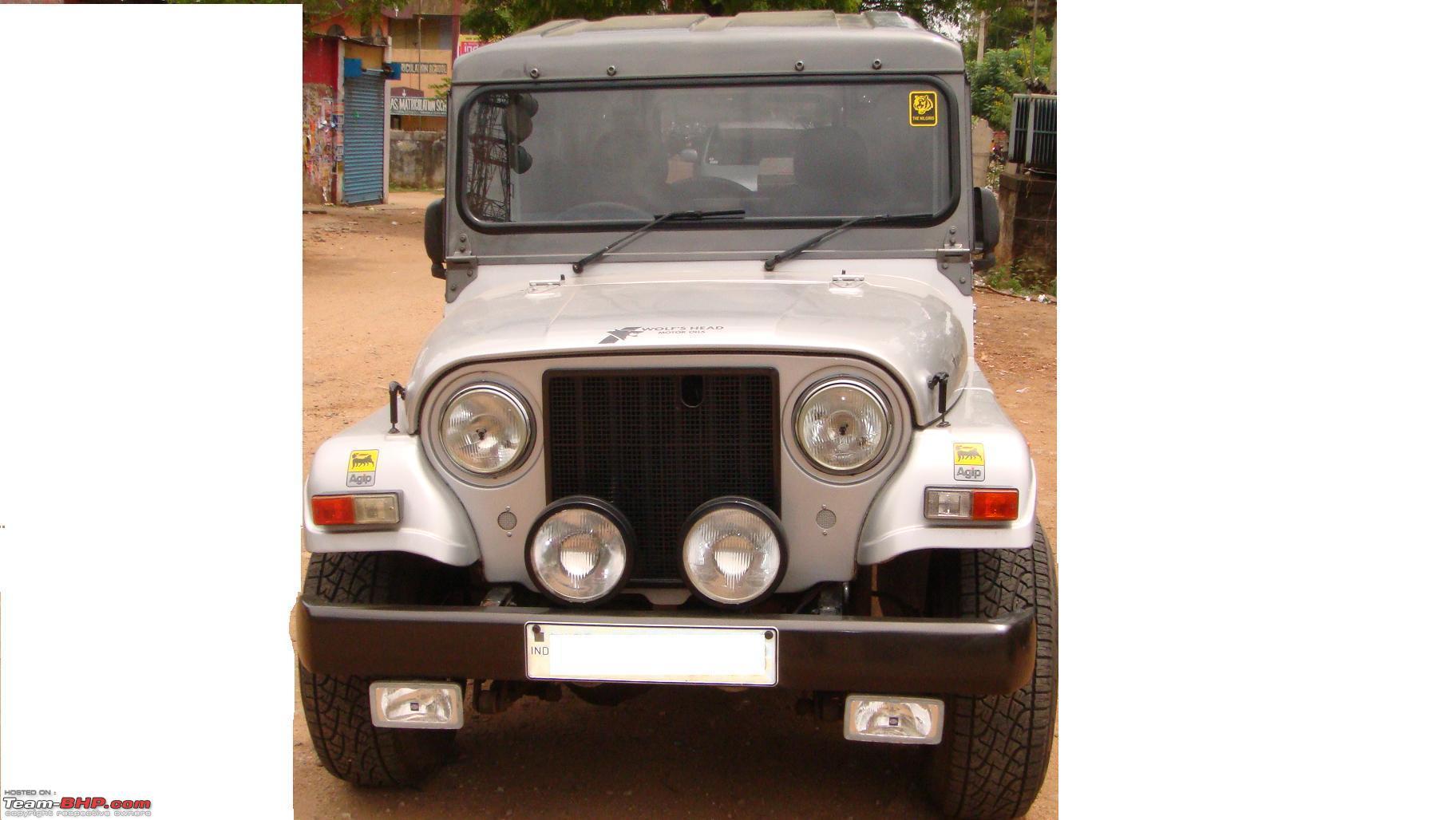 Mahindra MM 1990 - 2000 Pickup #7