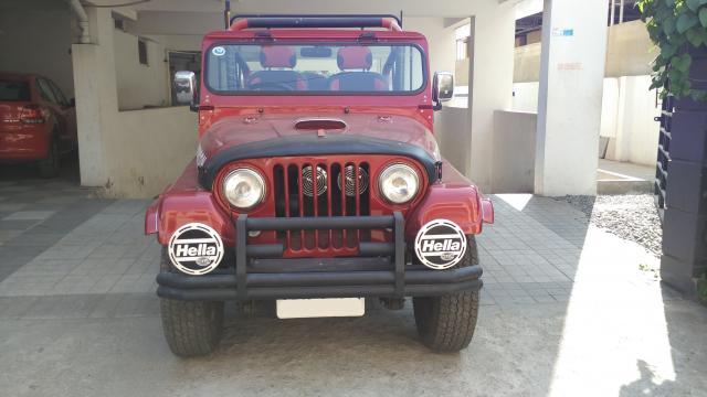 Mahindra MM 1990 - 2000 SUV #2