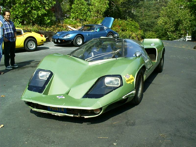 Marcos LM 400 1994 - 1998 Roadster #7