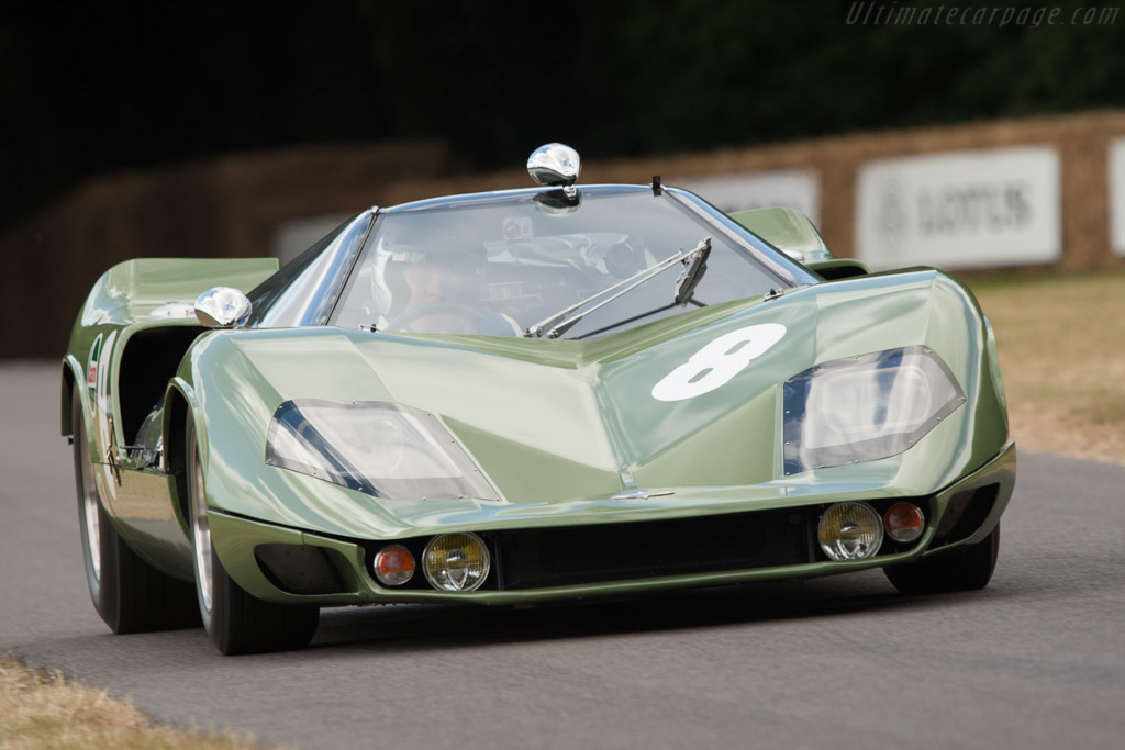 Marcos LM 400 1994 - 1998 Roadster #3
