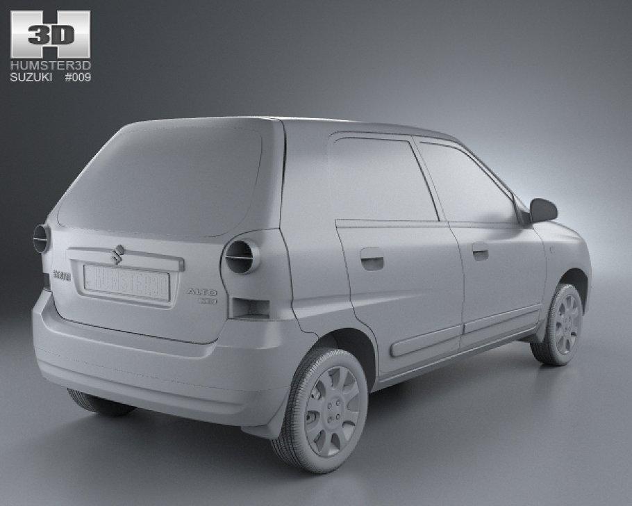 Maruti Alto 2000 - 2012 Hatchback 5 door #3