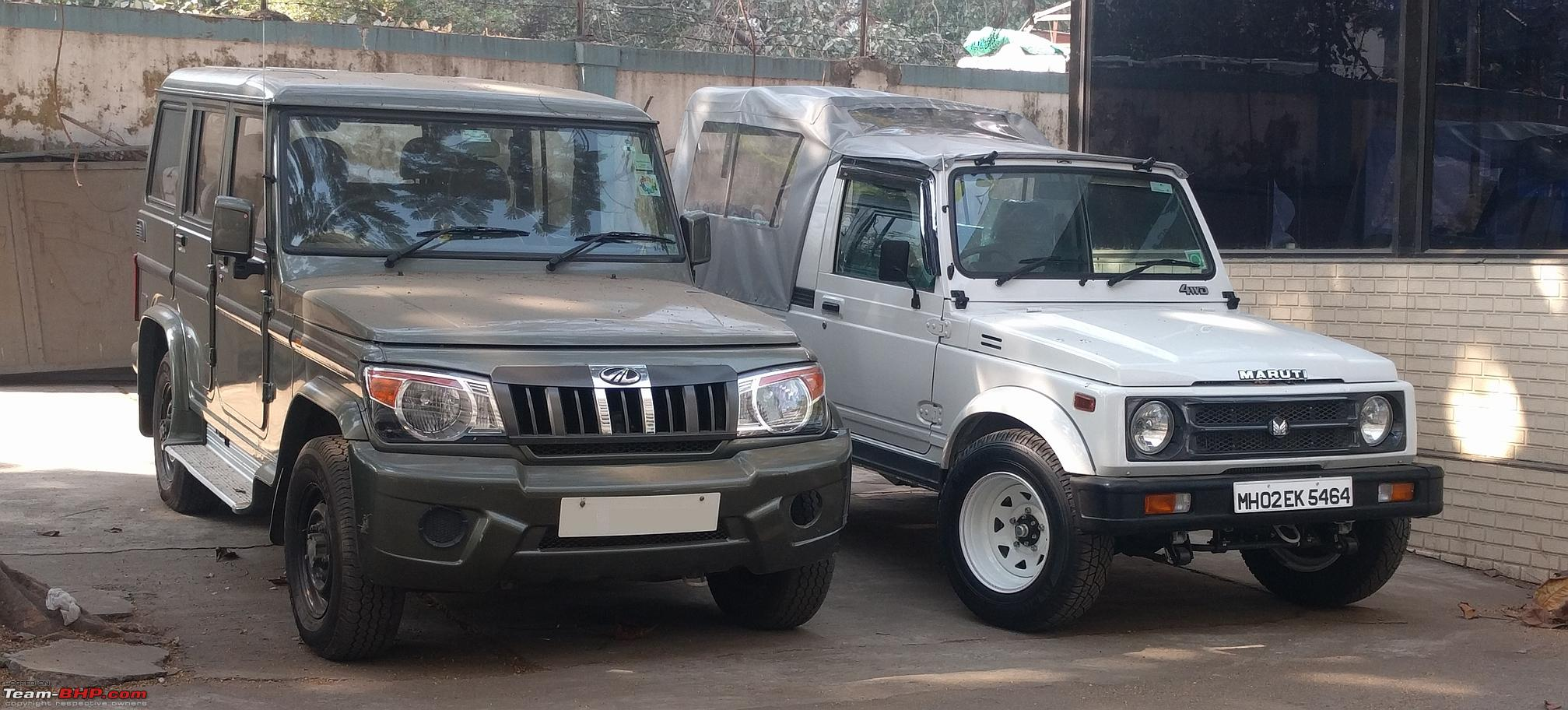 Maruti Gypsy 1983 - now SUV :: OUTSTANDING CARS