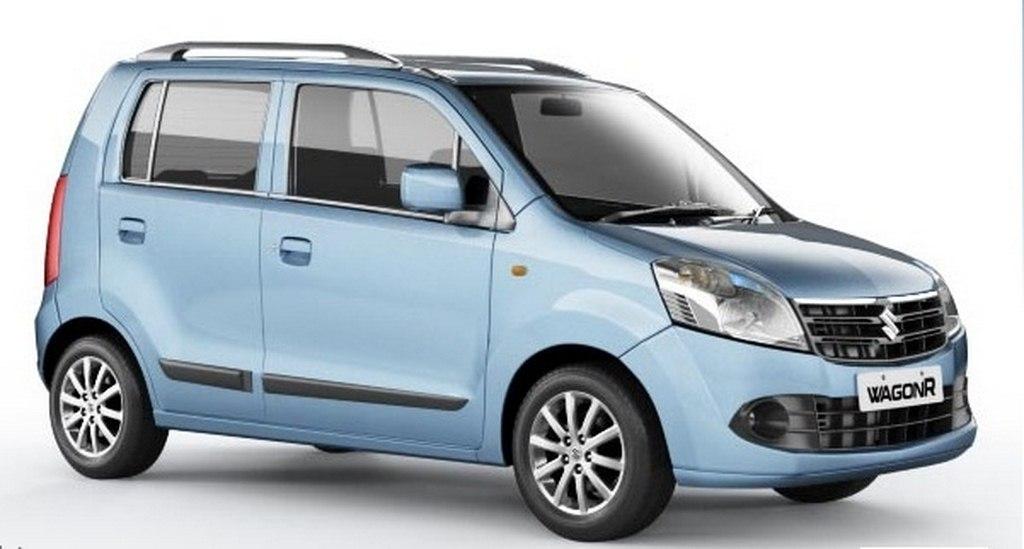 Maruti Wagon R 1999 - now Compact MPV #1