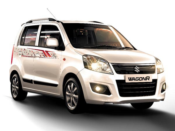 Maruti Wagon R 1999 - now Compact MPV #3