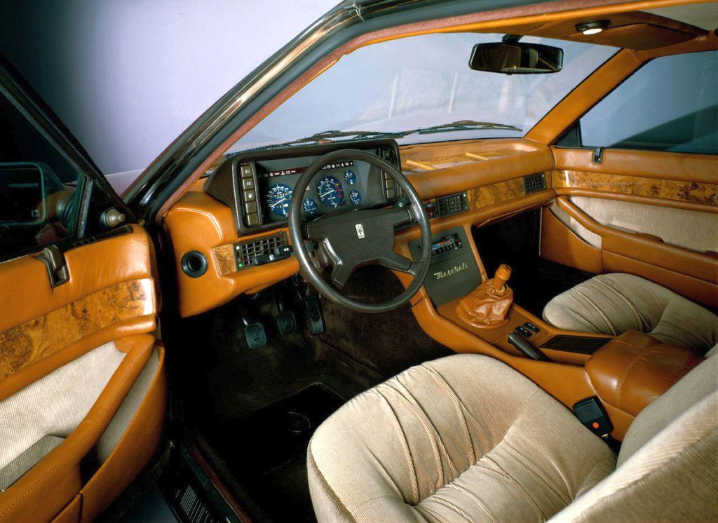 Maserati Biturbo 1981 - 1994 Cabriolet #7