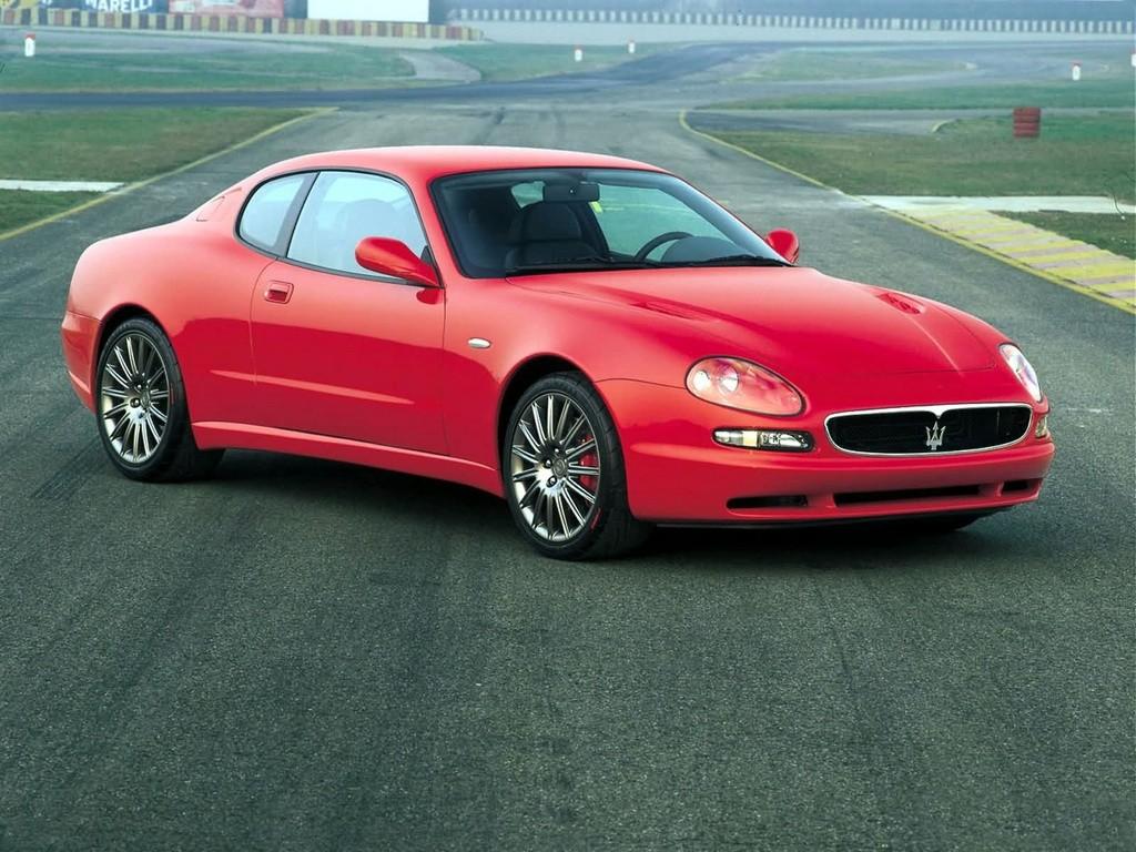 Maserati 3200 GT 1998 - 2002 Coupe #5