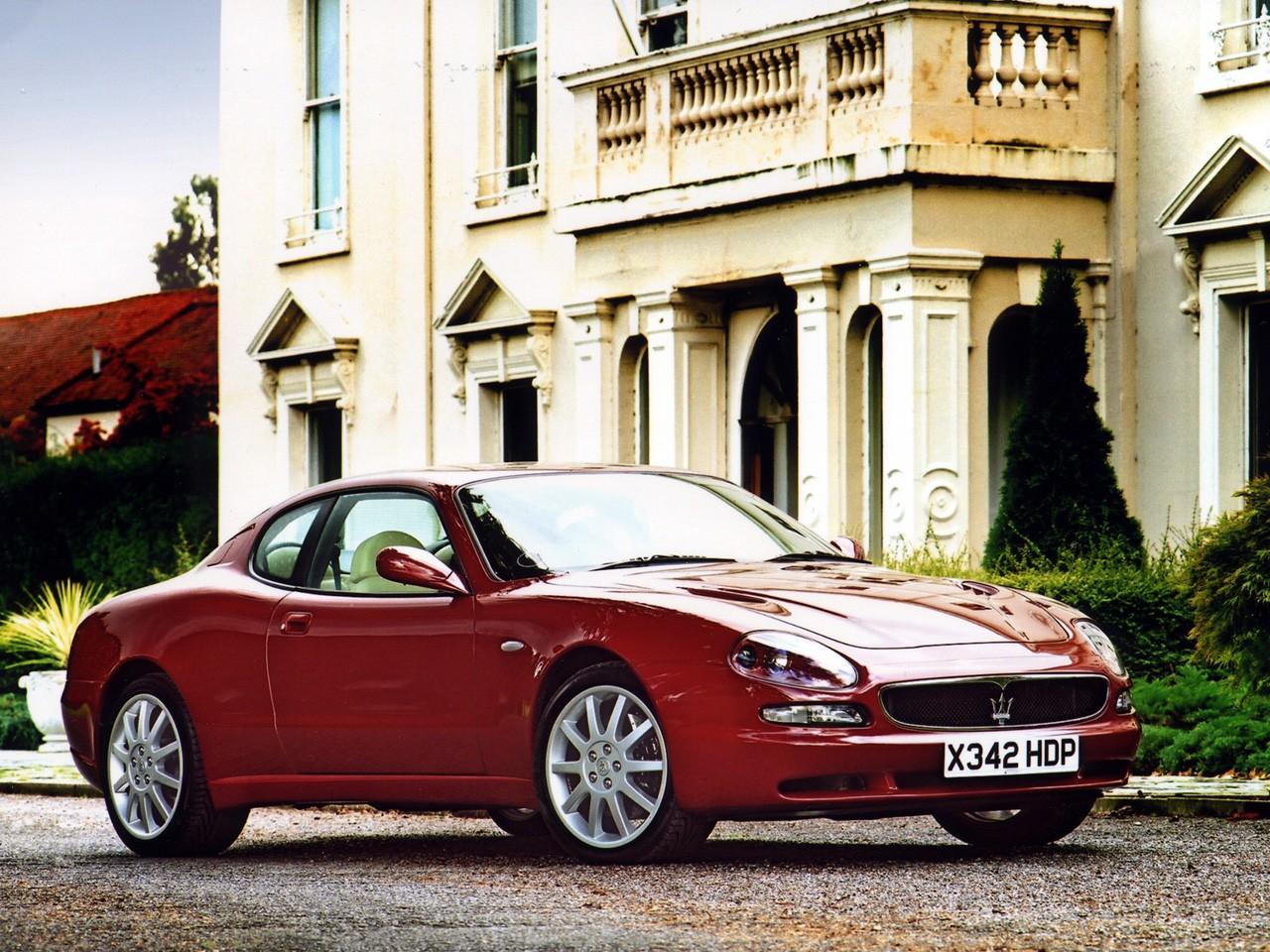 Maserati 3200 GT 1998 - 2002 Coupe #1