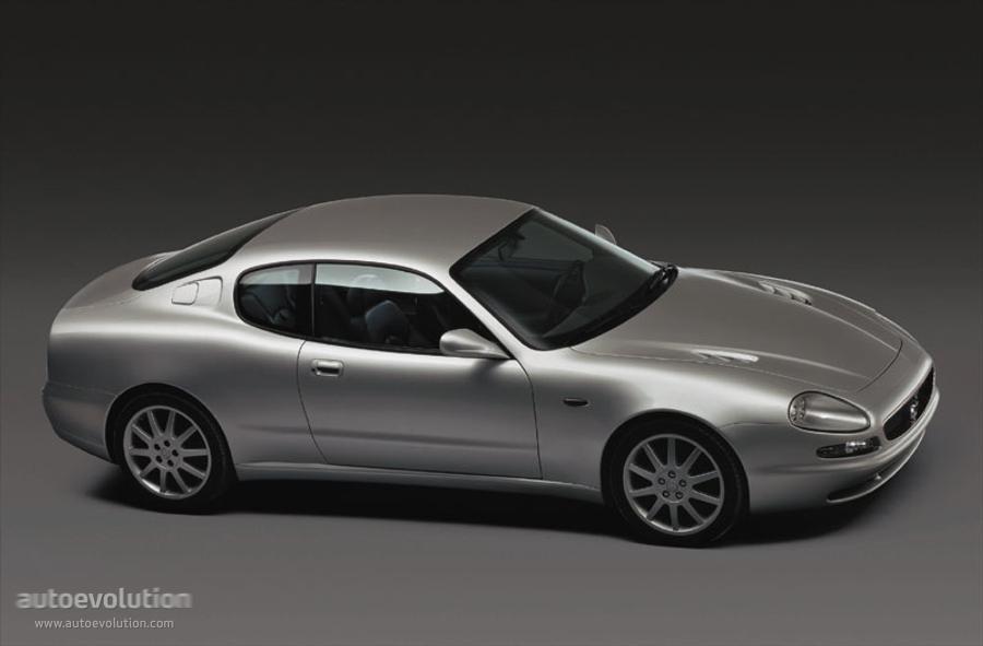 Maserati 3200 GT 1998 - 2002 Coupe #4
