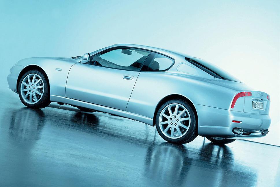 Maserati 3200 GT 1998 - 2002 Coupe #6