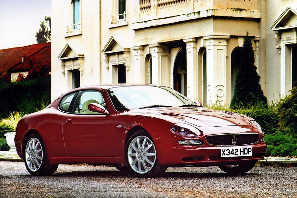 Maserati 3200 GT 1998 - 2002 Coupe #3