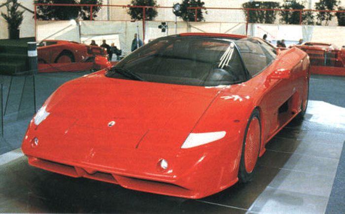 Maserati Chubasco 1990 - 1990 Coupe #5