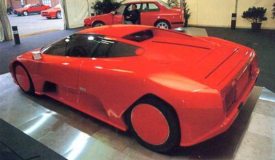 Maserati Chubasco 1990 - 1990 Coupe #4