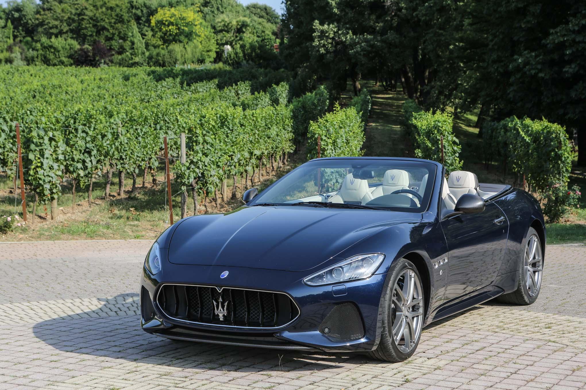 Maserati GranTurismo 2007 - now Cabriolet :: OUTSTANDING CARS