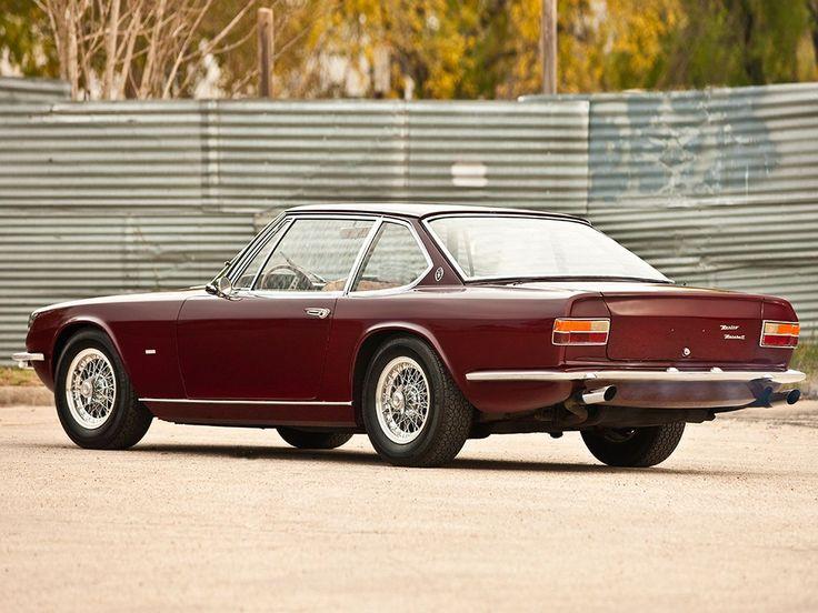 Maserati Mexico 1967 - 1972 Coupe #7