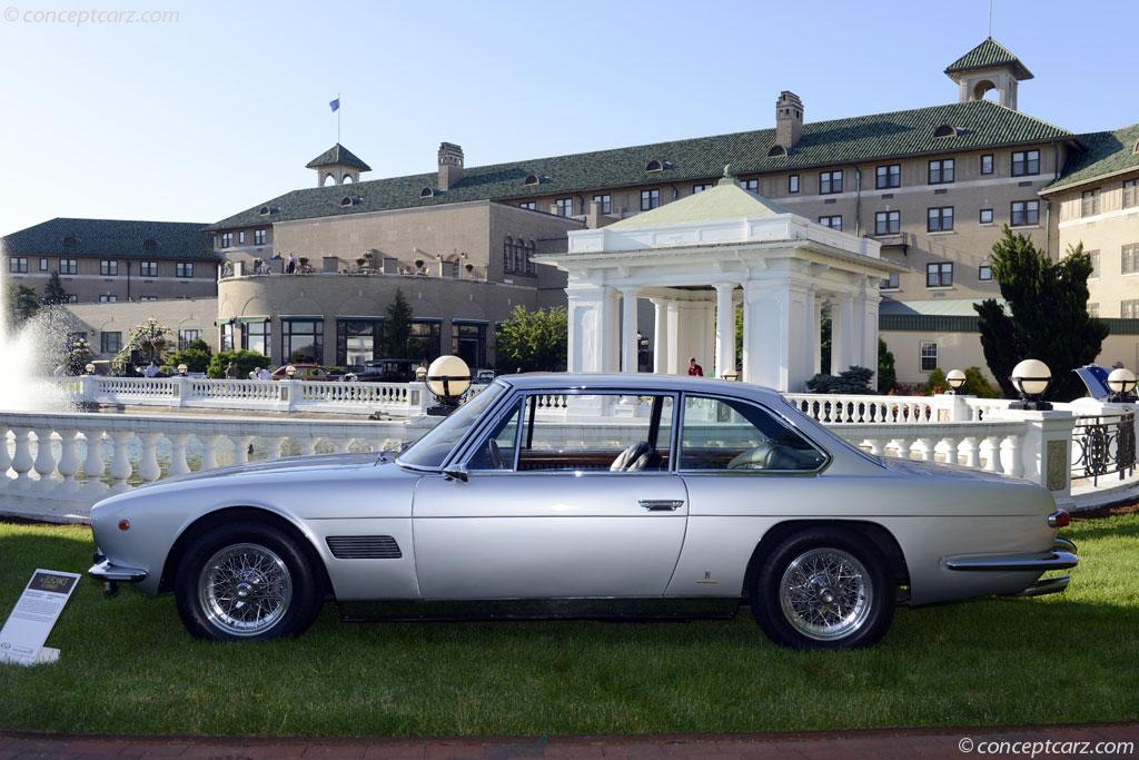 Maserati Mexico 1967 - 1972 Coupe #4