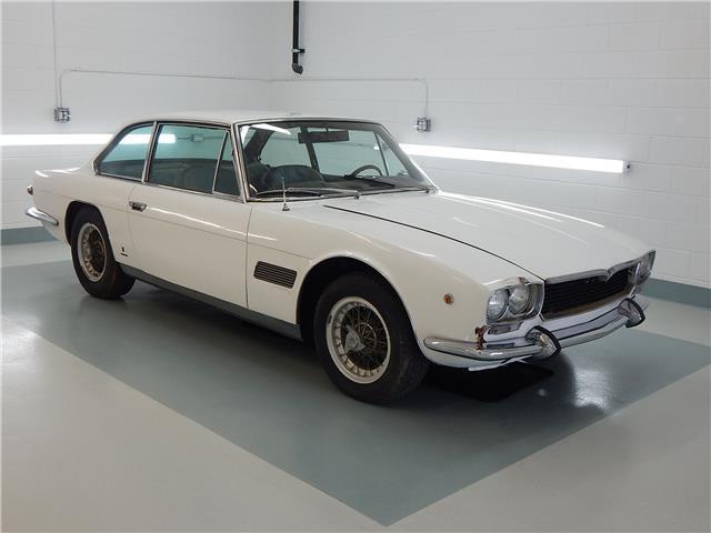 Maserati Mexico 1967 - 1972 Coupe #2