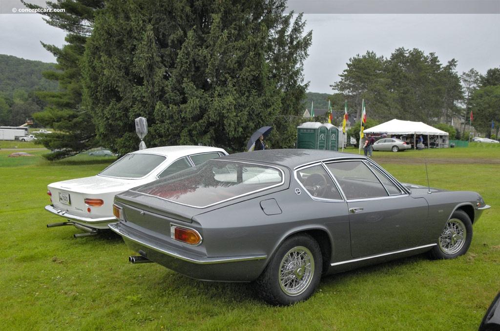 Maserati Mexico 1967 - 1972 Coupe #3