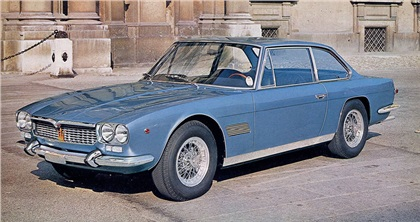Maserati Mexico 1967 - 1972 Coupe #1