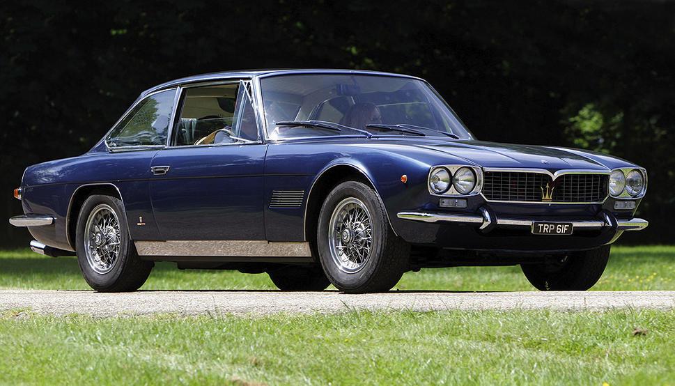 Maserati Mexico 1967 - 1972 Coupe #5