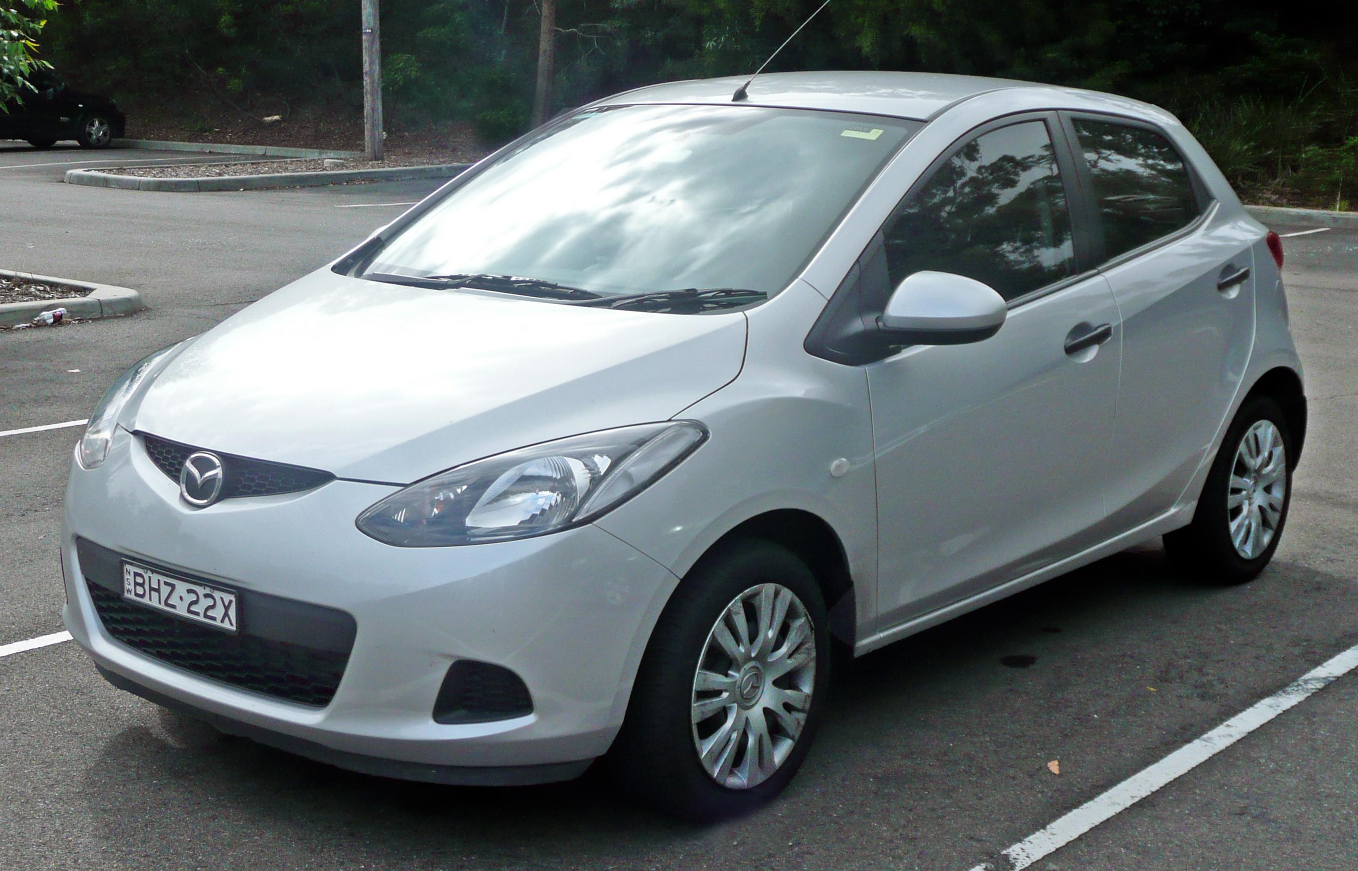 Kelebihan Mazda 2 2010 Top Model Tahun Ini