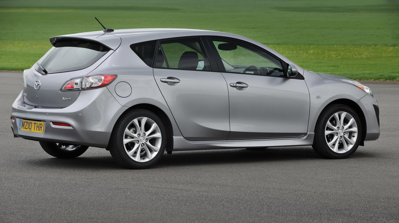 Mazda 3 II (BL) 2009 - 2011 Hatchback 5 door :: OUTSTANDING CARS