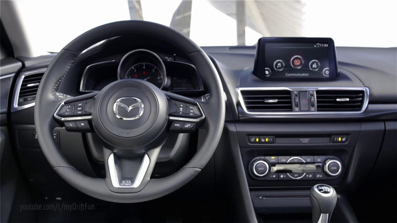 Mazda 3 III Restyling 2016 - now Sedan #4