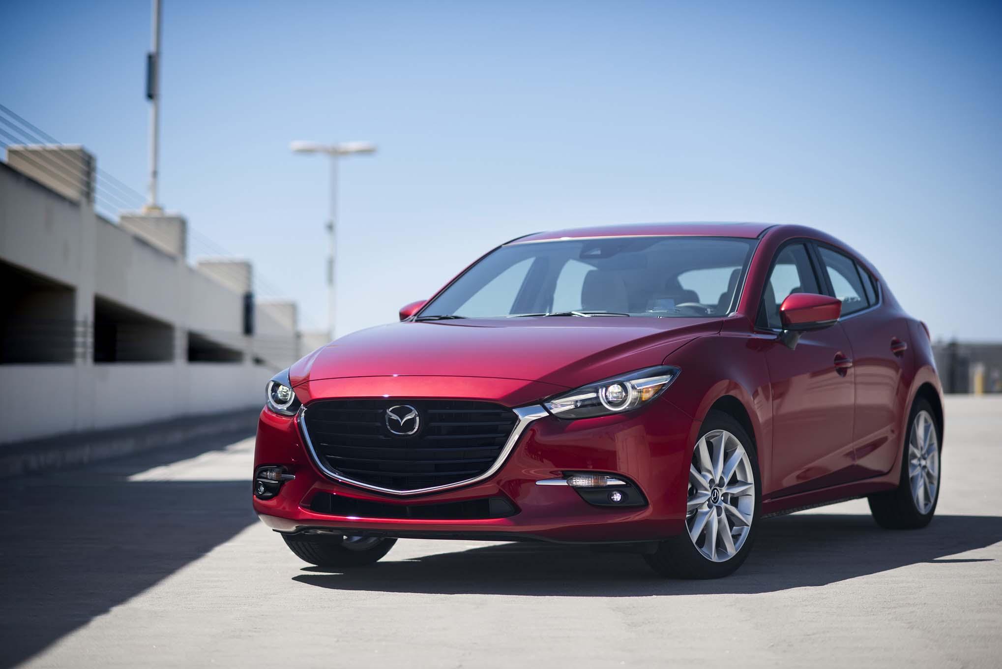 Mazda 3 III Restyling 2016 - now Sedan #2