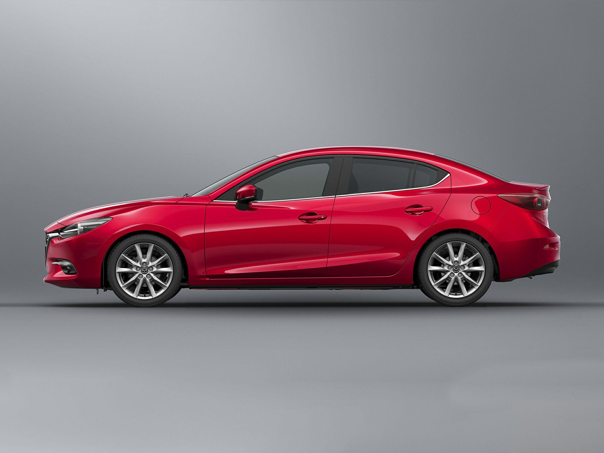Mazda 3 III Restyling 2016 - now Sedan #7