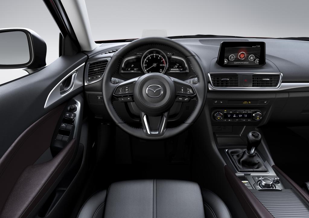 Mazda 3 III Restyling 2016 - now Sedan #3