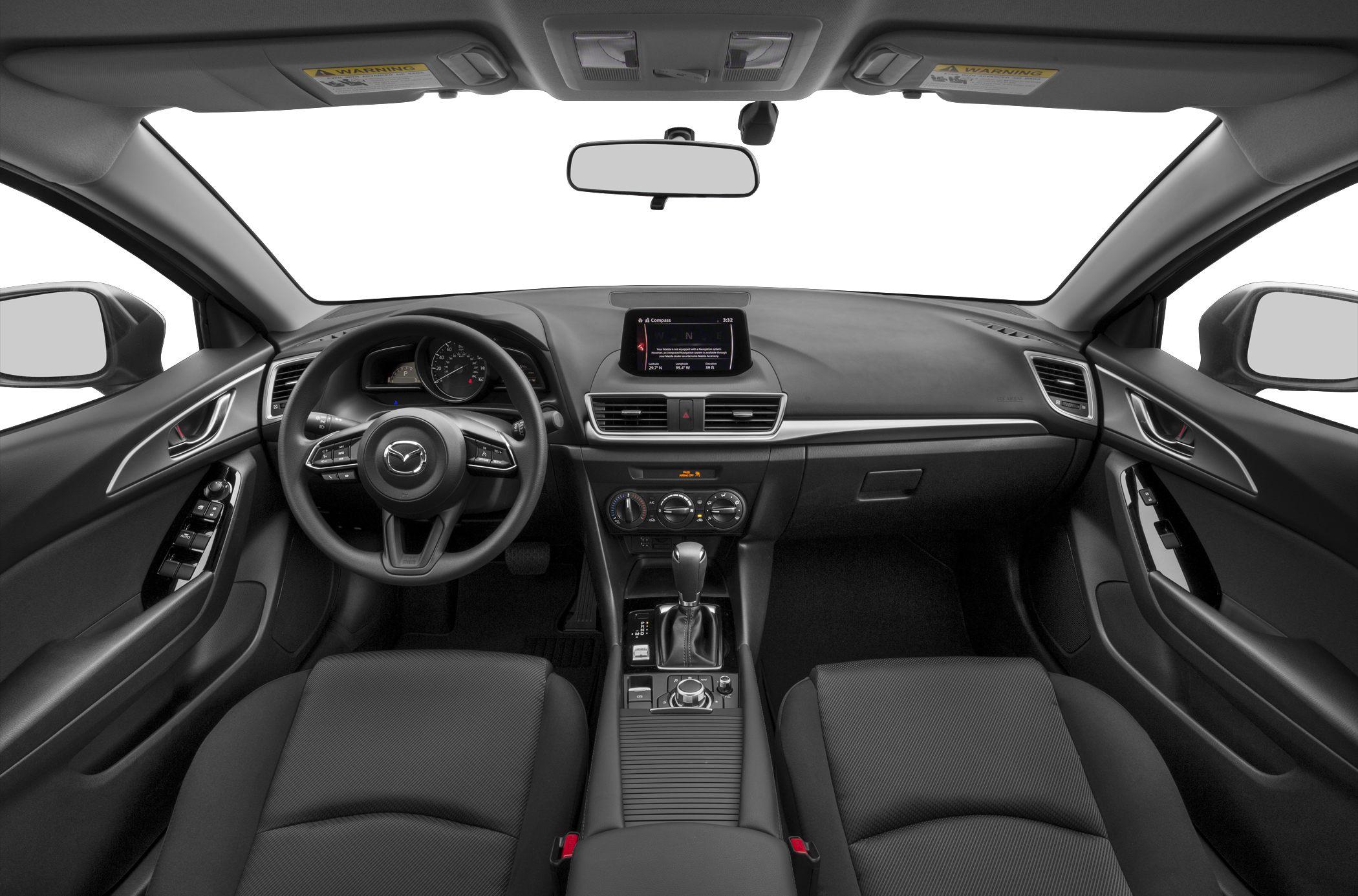 Mazda 3 III Restyling 2016 - now Sedan #6