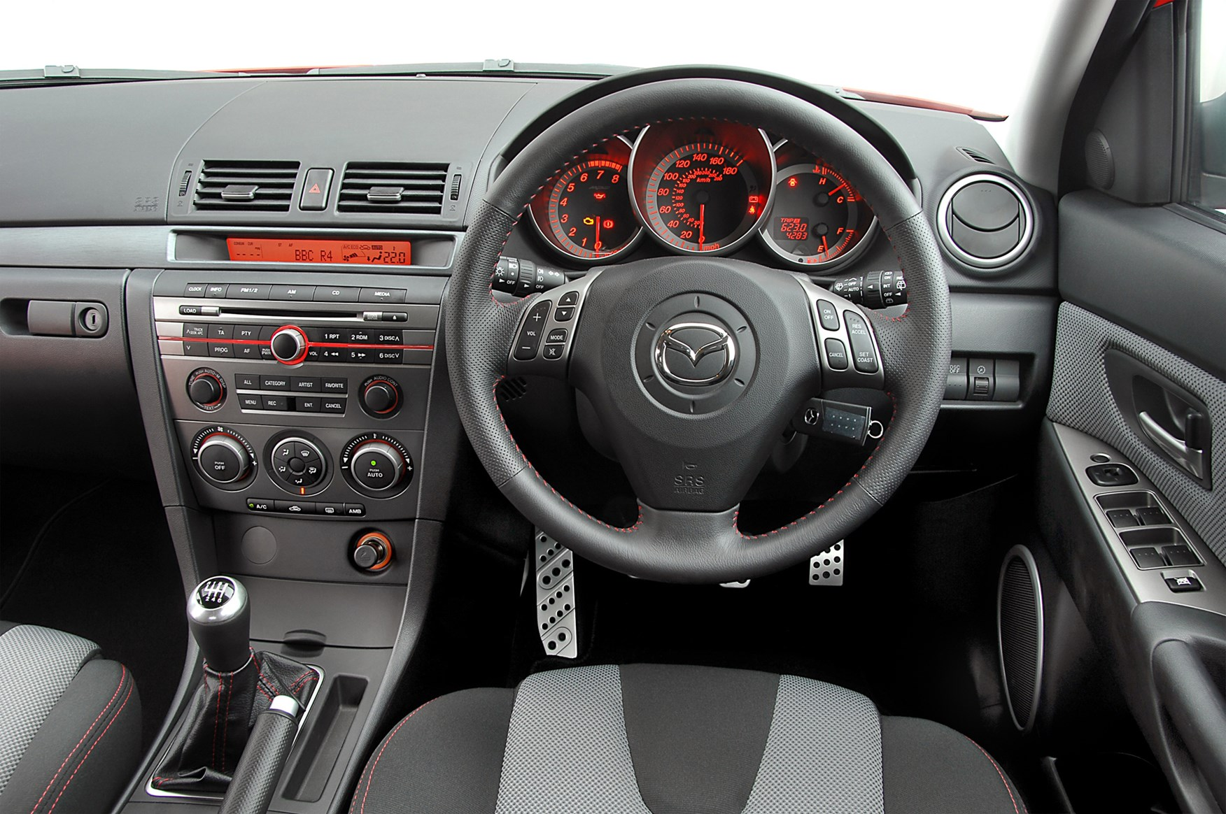 Mazda 3 MPS I 2006 - 2008 Hatchback 5 door :: OUTSTANDING CARS