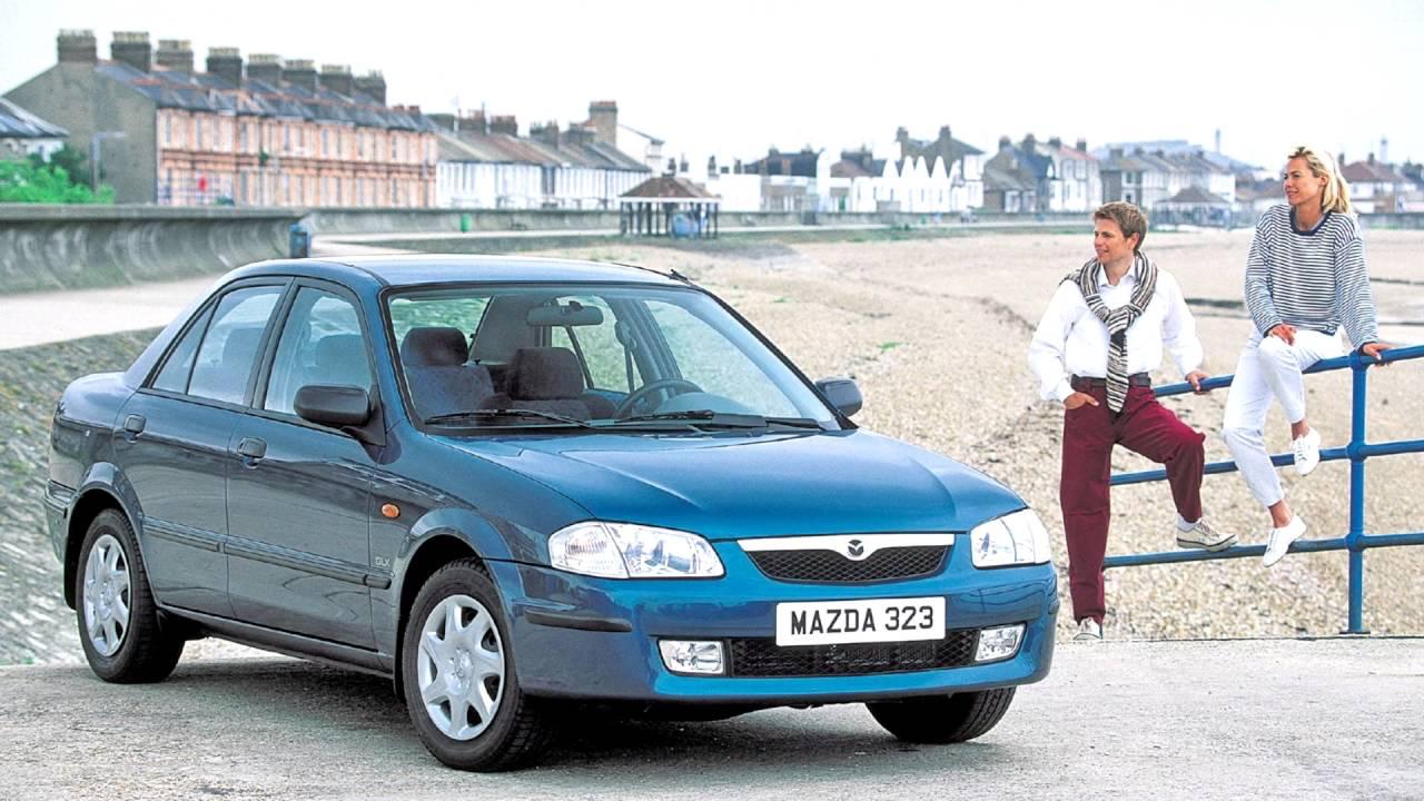 Kekurangan Mazda 323 1998 Tangguh