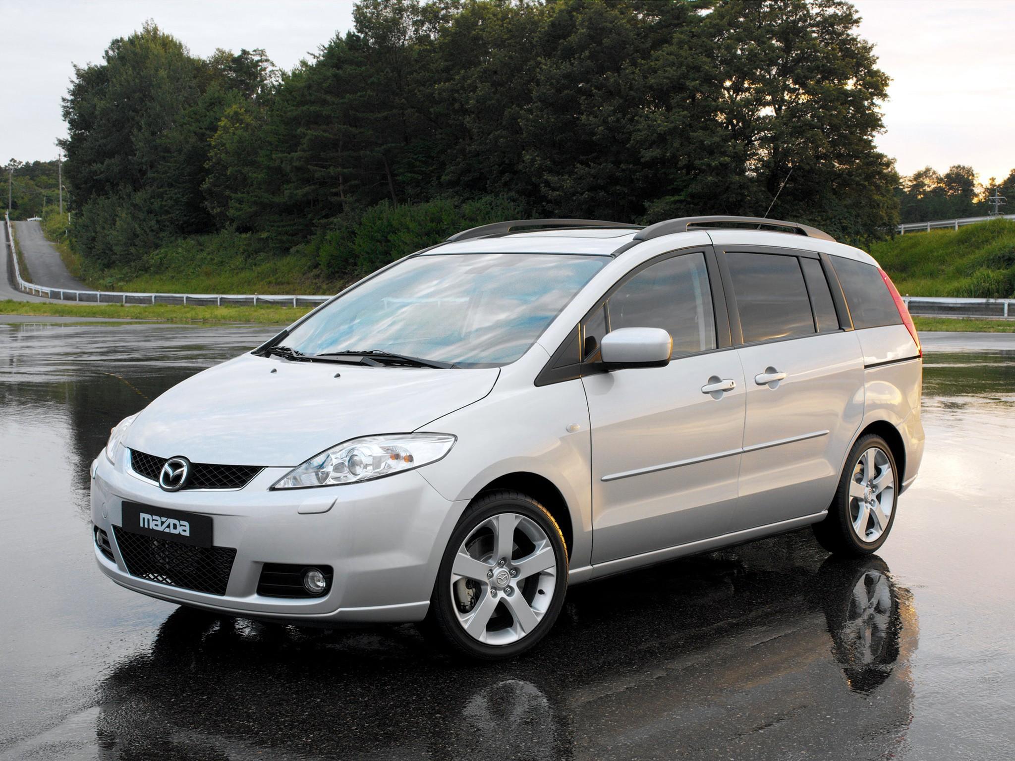Kekurangan Mazda 5 2005 Tangguh