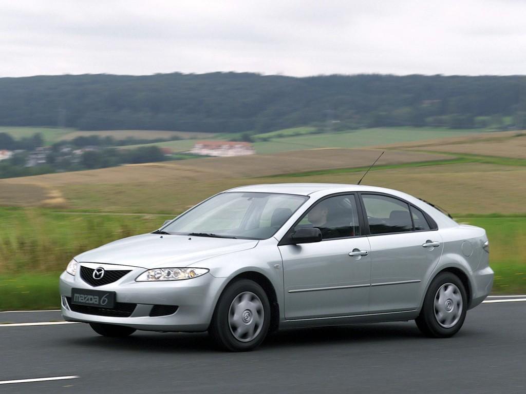 Mazda 6 I (GG) 2002 - 2005 Liftback #3