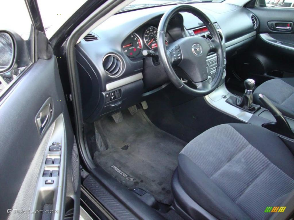 Mazda 6 I (GG) 2002 - 2005 Liftback #6