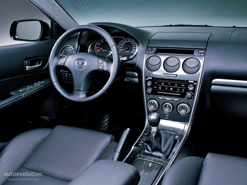 Mazda Atenza I 2002 - 2007 Liftback #7