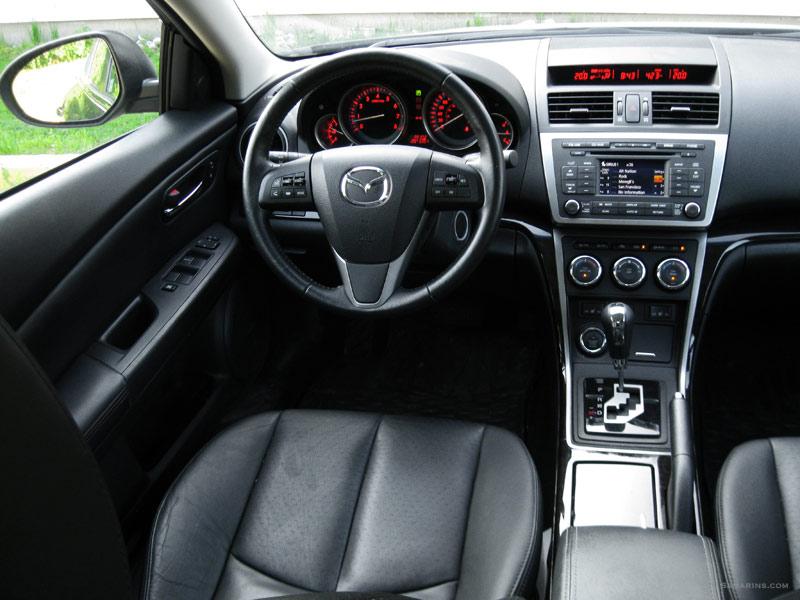 Mazda 6 II (GH) 2007   2010 Sedan #8