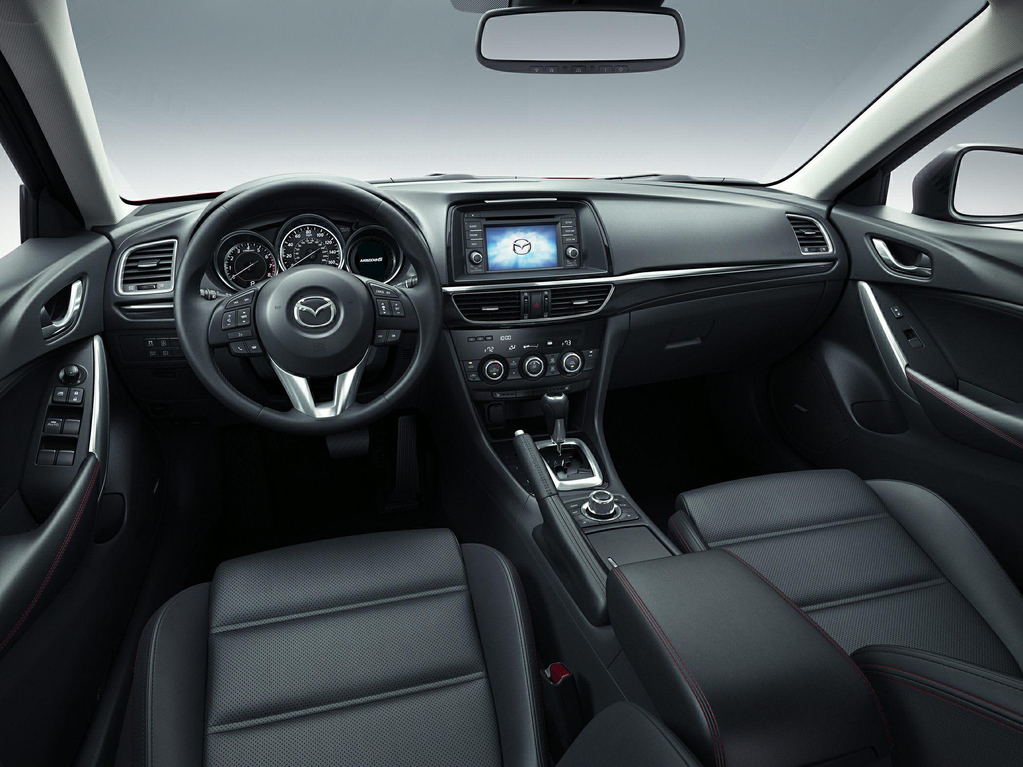 Mazda 6 III Restyling 2015 - now Sedan #8