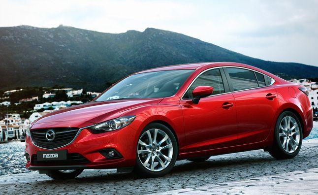 Mazda 6 III Restyling 2015 - now Sedan #5