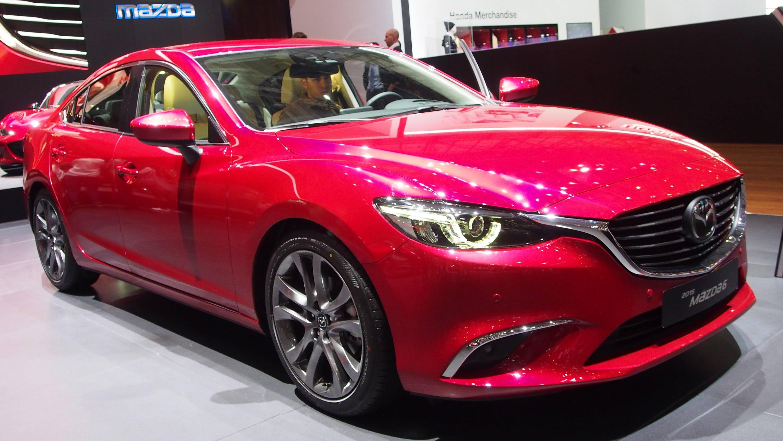 Mazda 6 III Restyling 2015 - now Sedan #3