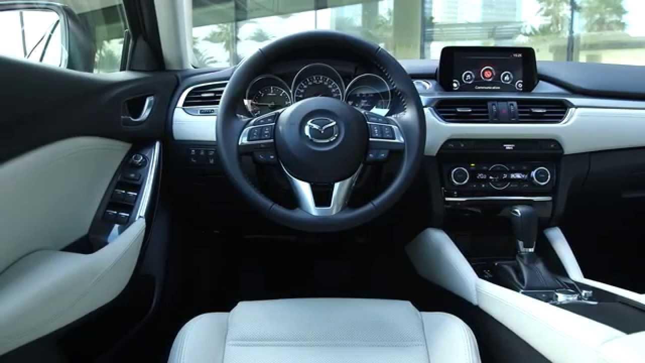 Mazda 6 III Restyling 2015 - now Sedan #6