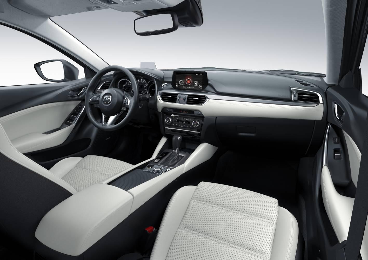 Mazda 6 III Restyling 2015 - now Sedan #1