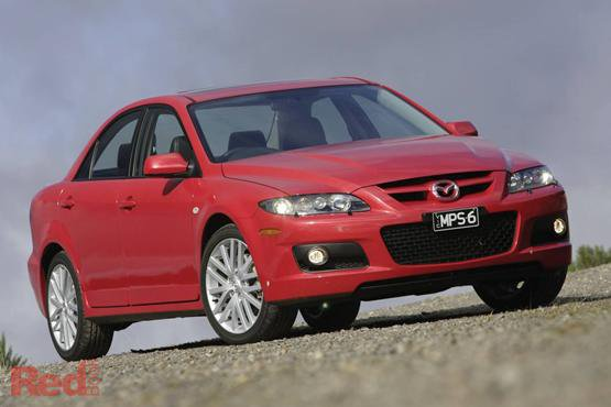 Mazda 6 MPS 2005 - 2007 Sedan :: OUTSTANDING CARS