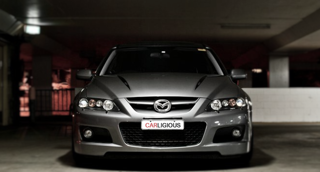 Mazda 6 MPS 2005 - 2007 Sedan :: OUTSTANDING CARS