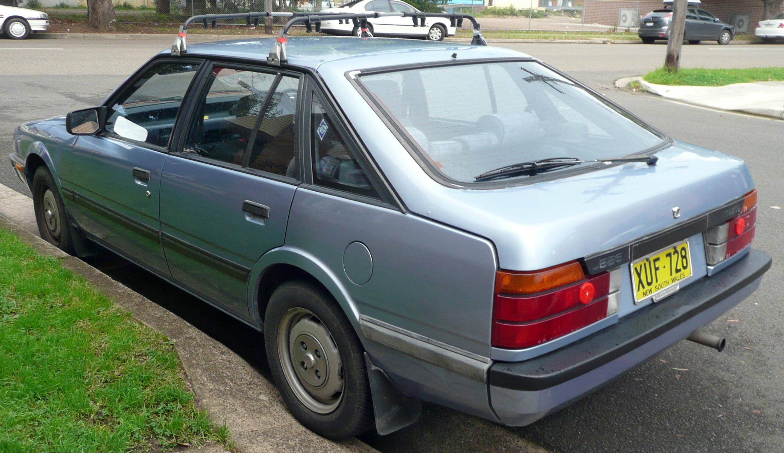 Mazda Capella IV 1987 - 1997 Hatchback 5 door #5