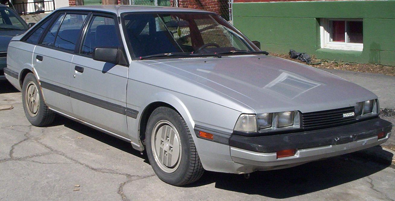 Mazda Capella IV 1987 - 1997 Hatchback 5 door #2