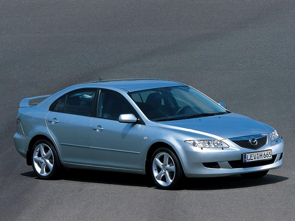 Mazda Atenza I 2002 - 2007 Liftback #1