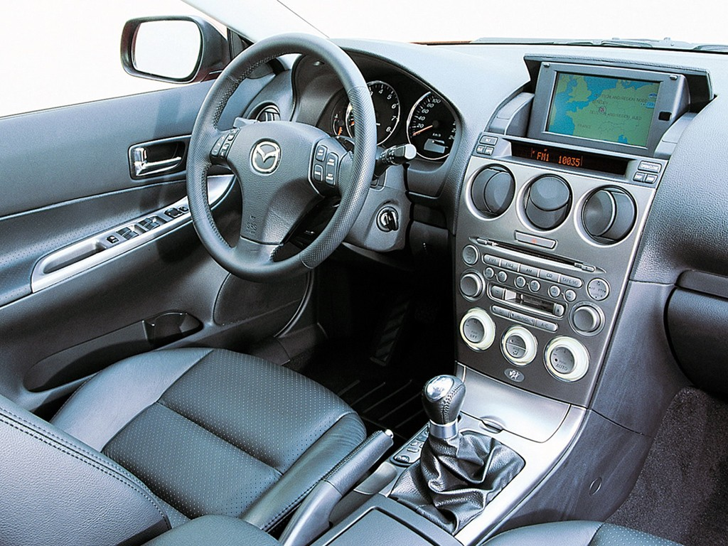 Mazda Atenza I 2002 - 2007 Liftback #3