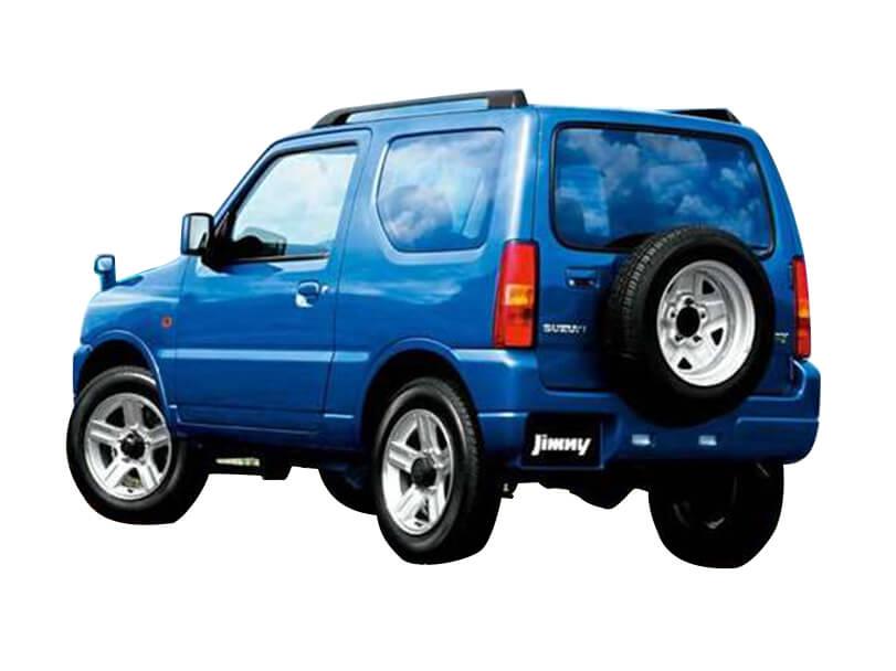 Mazda AZ-Offroad 1998 - now SUV 3 door #3